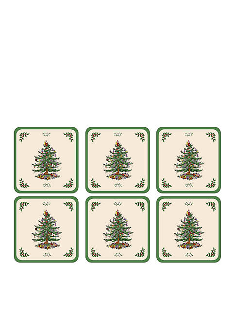 Spode Pimpernel Set of 6 Coasters | belkClose Modal