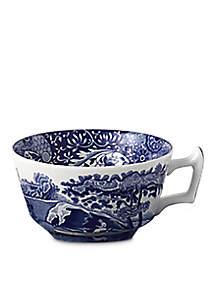 Blue Italian Dinnerware Collection