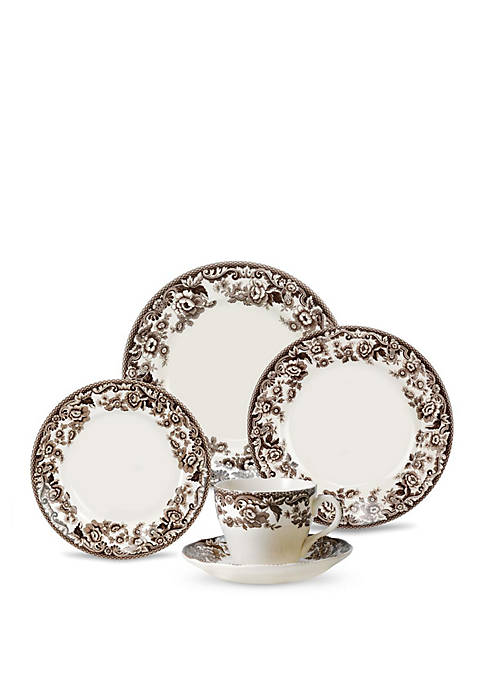 5-Piece Place Setting - Delamere