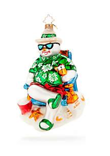 Slush Christmas Ornament