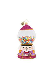 Bubble Gum Chum Ornament