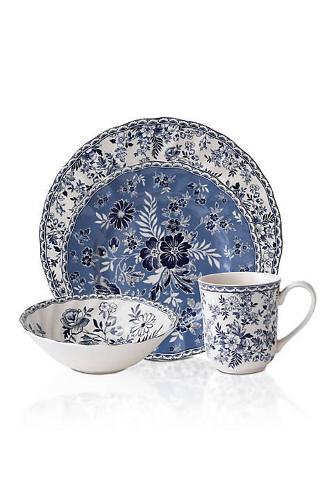Johnson Brothers Devon Cottage Dinnerware 4 pc Place