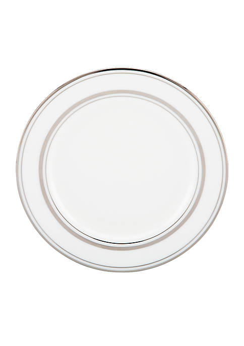 Library Lane Platinum Butter Plate