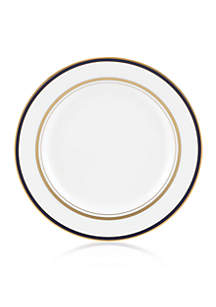 kate spade new york® Library Lane Navy Bread & Butter Plate 6-in.