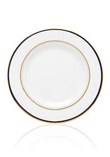 Library Lane Navy Salad Plate 8-in.