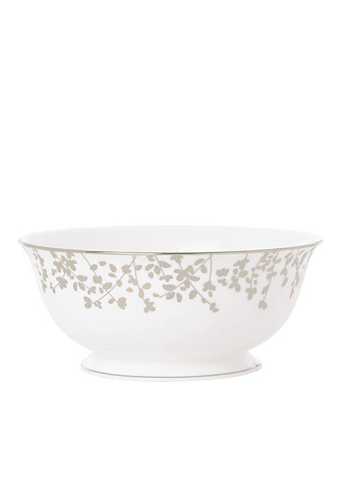 kate spade new york® Gardner Street Platinum Serving