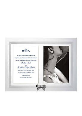 Grace Avenue Double Invitation Frame - Online Only