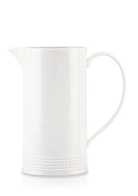kate spade new york® Wickford Pitcher