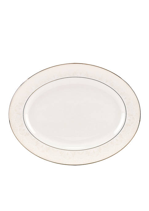 kate spade new york® Chapel Hill Oval Platter-