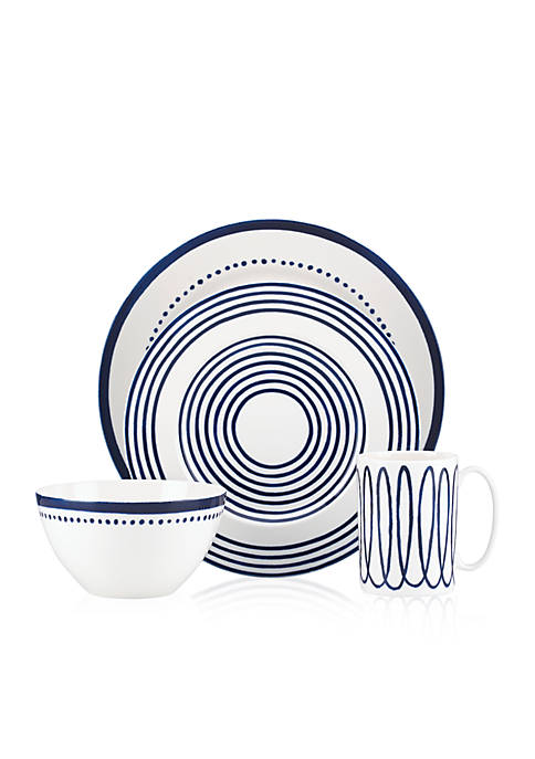kate spade new york® 4-pc. Place Setting