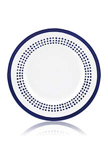 Charlotte Street East Blue Accent Plate