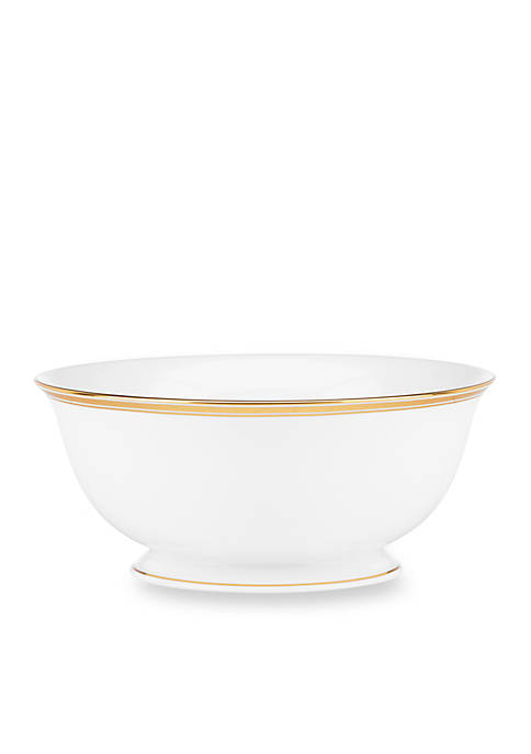 kate spade new york® Oxford Place Serving Bowl