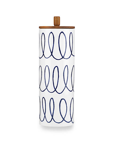 kate spade new york® Charlotte Street Tall Canister
