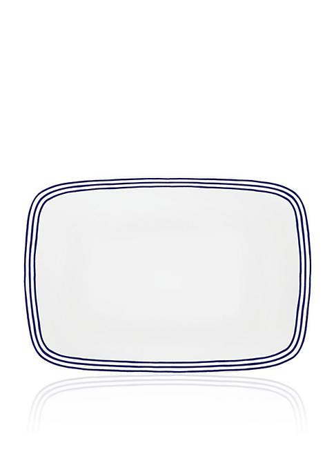 kate spade new york® Charlotte Street Oblong Platter