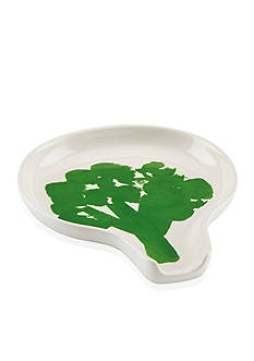 kate spade new york® all in good taste Pretty Pantry Broccoli Spoon Rest