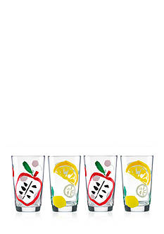 kate spade new york® all in good taste Pretty Pantry 4-Piece All-Purpose Beverage Set