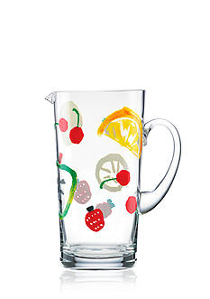 kate spade new york® all in good taste Pretty Pantry 64-oz. Pitcher
