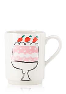 all in good taste Pretty Pantry Cake Mug