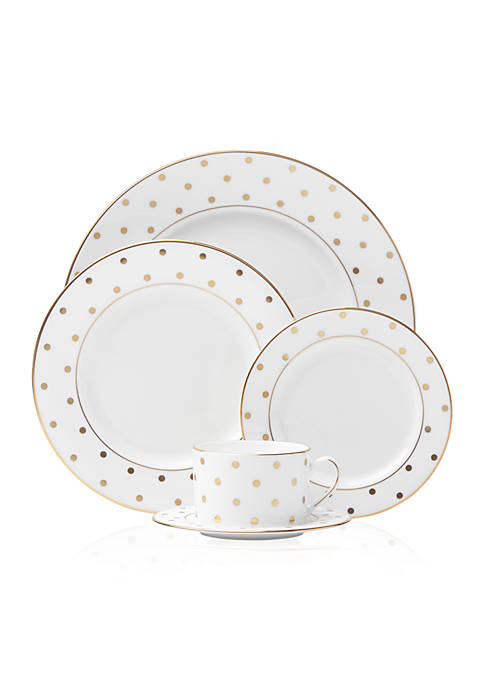 kate spade new york® Larabee Road Gold 5-Piece