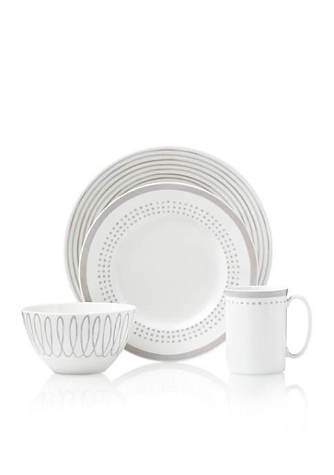 kate spade new york® 4-piece Place Setting