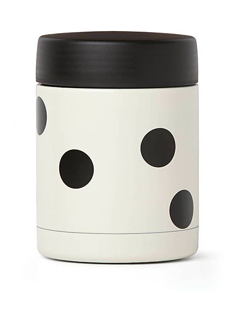 kate spade new york® Deco Dot Insulated Container