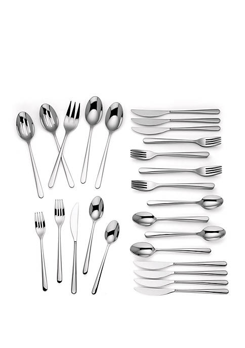 kate spade new york® Watts Street 45-PIece Flatware