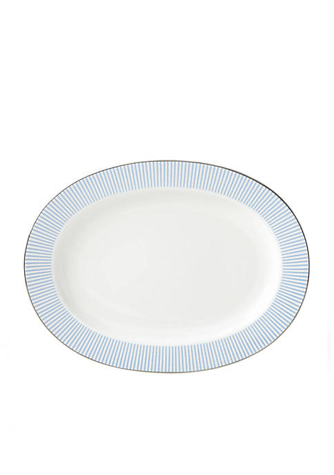 kate spade new york® Laurel Street Oval Platter
