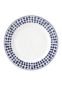 Spring Street Cobalt Dinner Plate