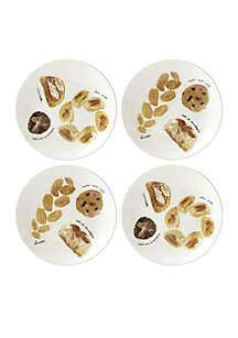 Bread Accent Plates