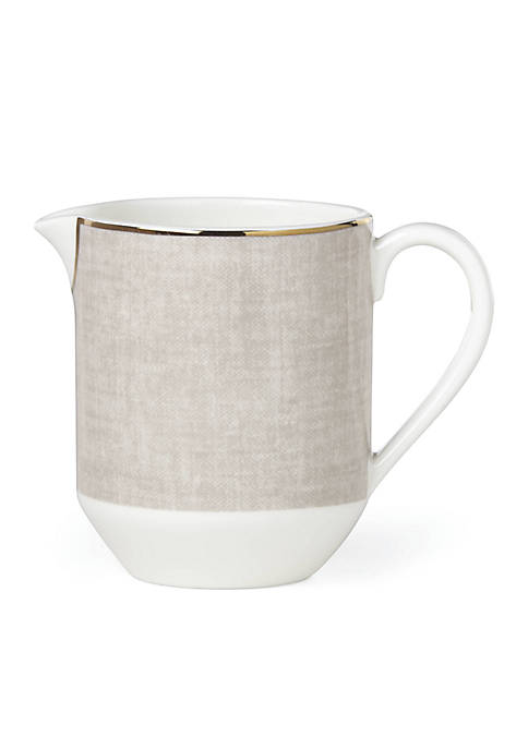 kate spade new york® Savannah Street Creamer