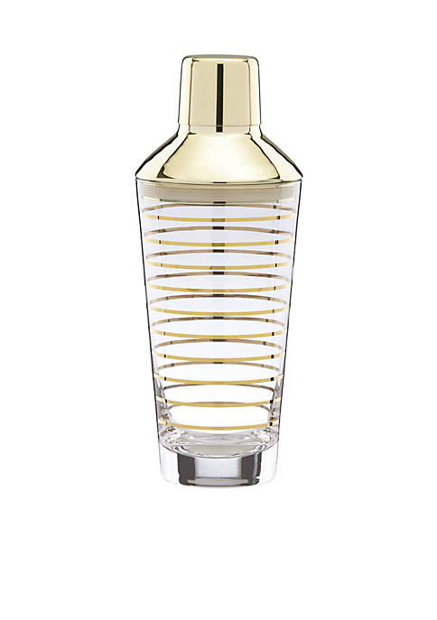 kate spade new york® Melrose Avenue Cocktail Shaker