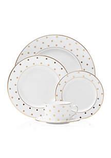 kate spade new york® Larabee Road Gold Dinnerware