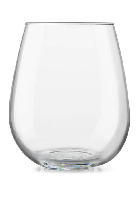 Libbey 18.25 Ounce Manzoni Set of 4 Stemless