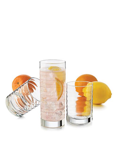 Libbey Pueblo 16-Piece Glassware Set