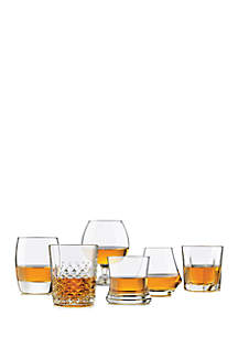 Perfect Whiskey Assorted 6-Piece Set