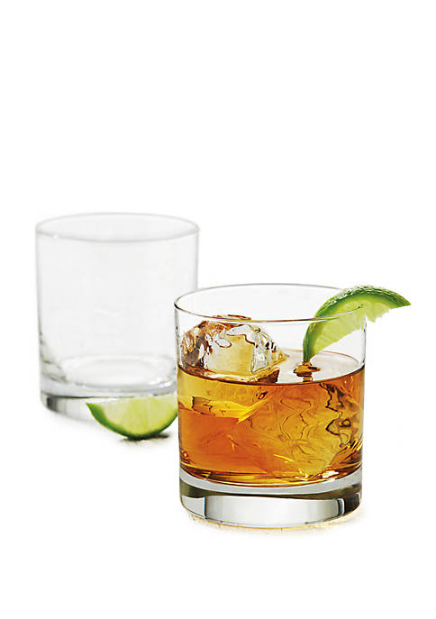 Libbey Heavy Base Glass Set