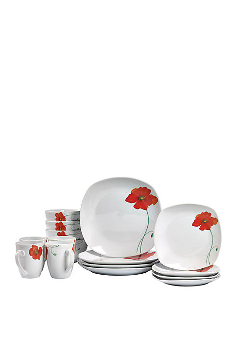 Palermo 16 Piece Dinnerware Set