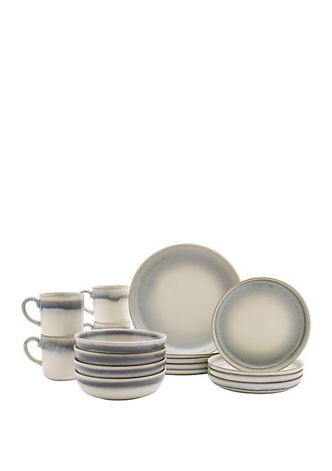 16 Piece Hudson Dinnnerware Set