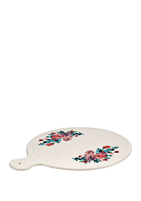 Mason Craft & More Mason Blossom Trivet