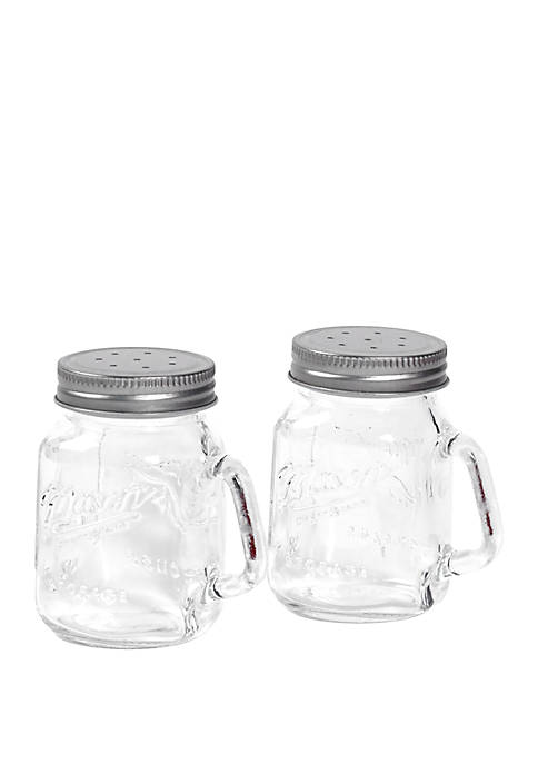 Mason Craft & More Mason Jar Salt and