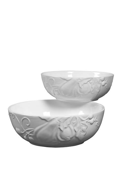 Serve Bowls Set of 2