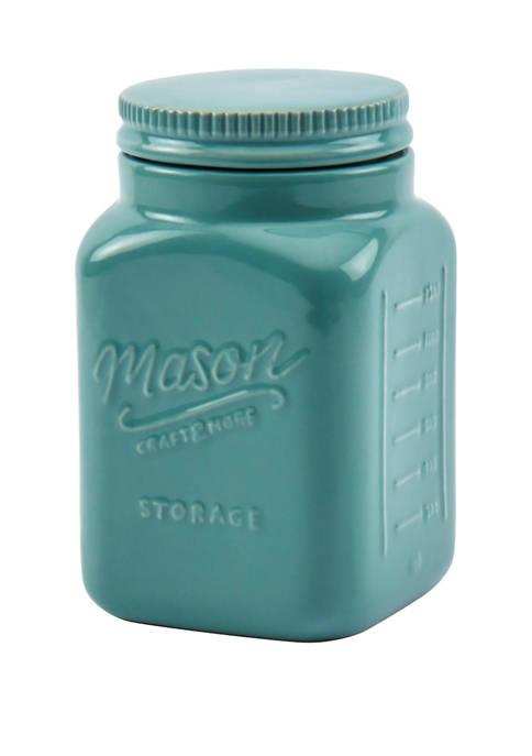 Mason Craft & More Mason Blossom Medium Canister