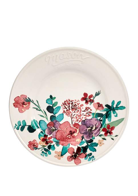 Mason Blossom Salad Plate