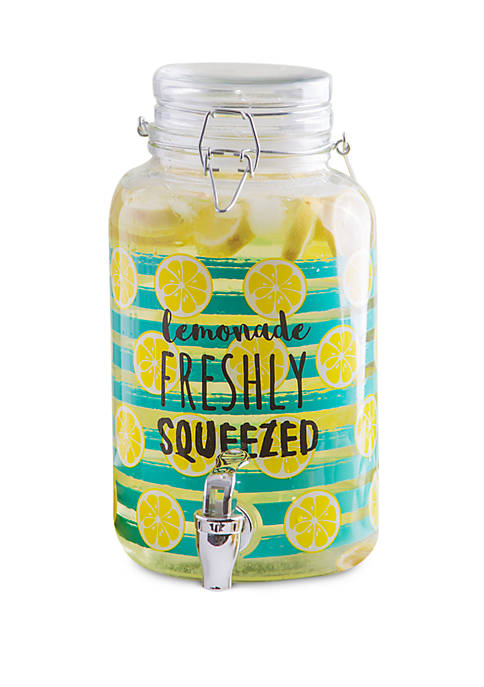 Home Essentials Lemonade Freshly Squeezed Beverage Dispenser