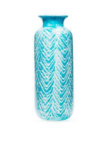 14-in. Ceramic Vase