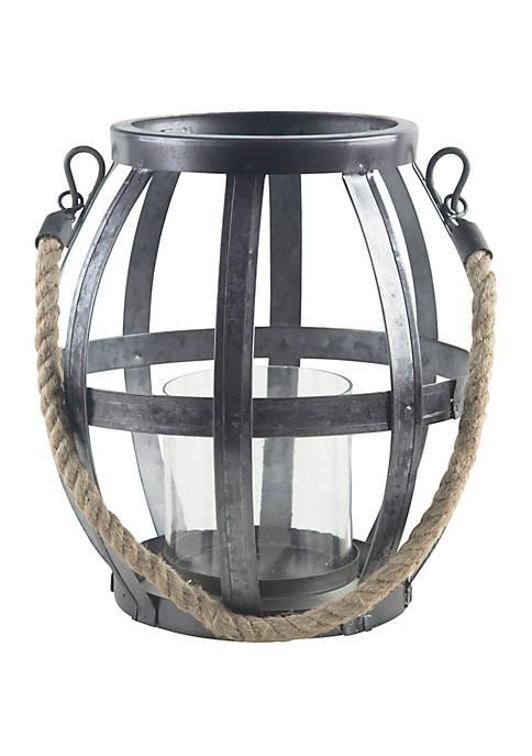 Home Essentials Galvanized Lantern