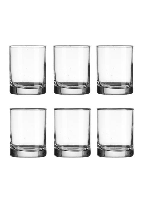 2.25 Ounce Shot Glasses - Set of 6