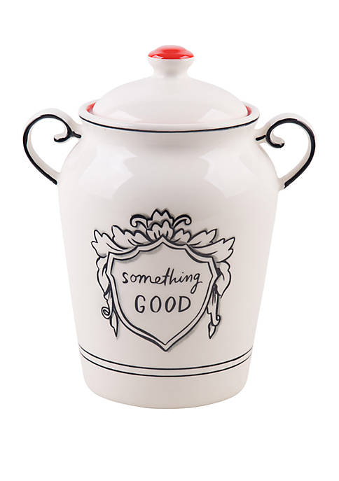 Molly Hatch Good Thoughts Something Good Covered Canister