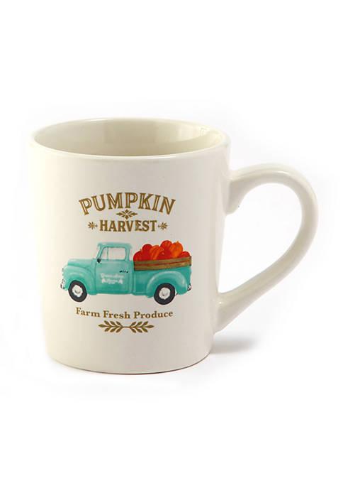 Bazaar Pumpkin Harvest Mug
