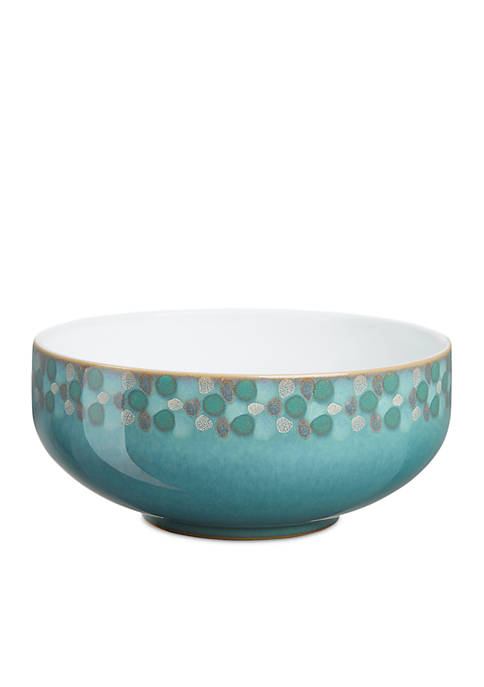 Denby Azure Shell Cereal Bowl